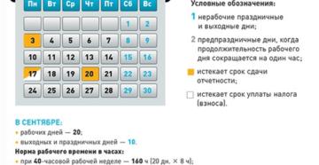 Норма часов в сентябре 2021: сколько предстоит работать россиянам
